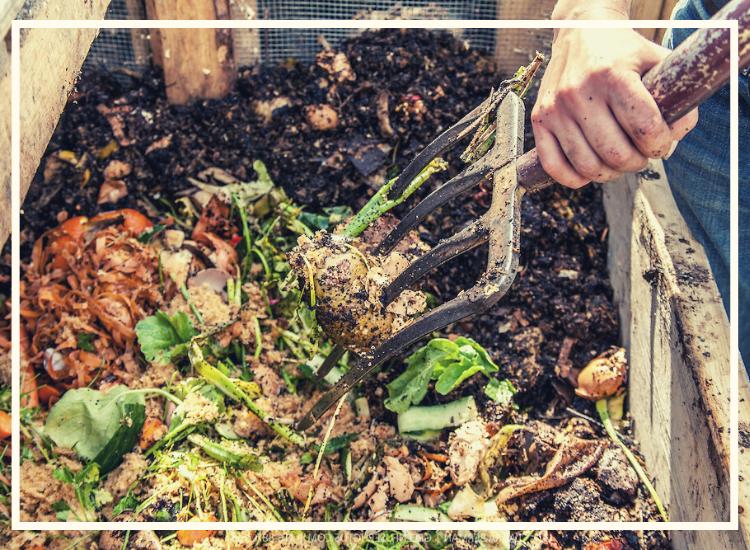 proses pembuatan pupuk kompos
